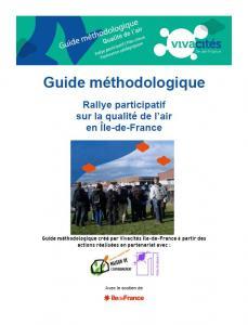 Guide méthodologique pour créer un rallye sur la qualité de l'air
